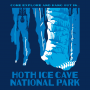Hoth Ice Cave National Park artwork