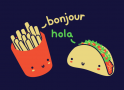 Hola Taco artwork