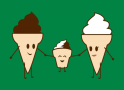 Ice Cream Family artwork