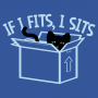If I Fits, I Sits artwork