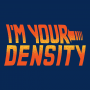 I'm Your Density artwork