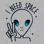 I Need Space artwork