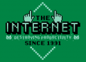 The Internet artwork
