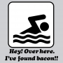 I've Found Bacon! artwork