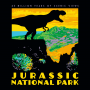 Jurassic National Park artwork