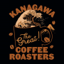 Kanagawa Coffee Roasters artwork