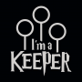 I'm A Keeper artwork