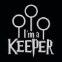 I'm A Keeper artwork