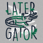 Later Gator artwork