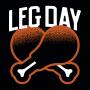 Leg Day artwork
