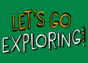 Let's Go Exploring! artwork