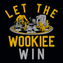 Let The Wookiee Win artwork
