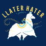 Llater Hater artwork