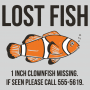 Lost Fish artwork