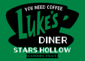 Luke's Diner artwork