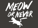 Meow Or Never artwork