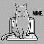 Mine Computer Cat artwork
