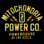 Mitochondria Powerhouse Of The Cell artwork