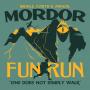 Mordor Fun Run artwork