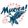 'Murica artwork