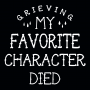 My Favorite Character Died artwork