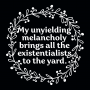 My Unyielding Melancholy artwork