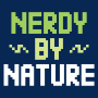 Nerdy By Nature artwork