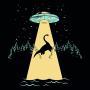 Nessie Abduction artwork