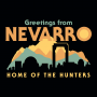 Greetings From Nevarro artwork