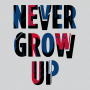 Never Grow Up artwork