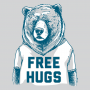 Free Hugs Bear artwork