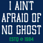 I Ain't Afraid Of No Ghost artwork