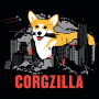 Corgzilla artwork