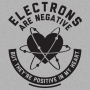 Electrons Are Negative artwork
