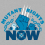 Mutant Rights Now! artwork