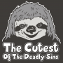Sloth, The Cutest Of The Deadly Sins artwork
