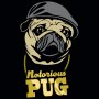 Notorious PUG artwork