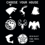 Choose Your House artwork