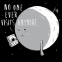 No One Ever Visits Anymore artwork
