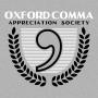 Oxford Comma Appreciation Society artwork