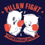 Pillow Fight, Featherweight Division artwork
