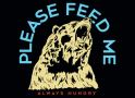 Please Feed Me, Always Hungry artwork