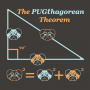 Pugthagorean Theorem artwork