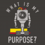 What Is My Purpose? artwork