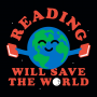 Reading Will Save The World artwork
