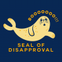 Seal Of Disapproval artwork