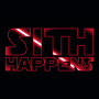 Sith Happens artwork