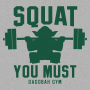 Squat You Must artwork