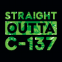 Straight Outta C-137 artwork