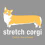 Stretch Corgi artwork